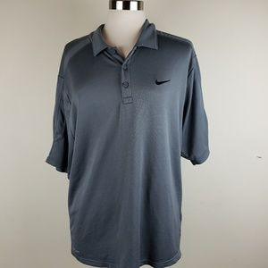 👄5for$20👄 Mens NIKE polo top size LARGE